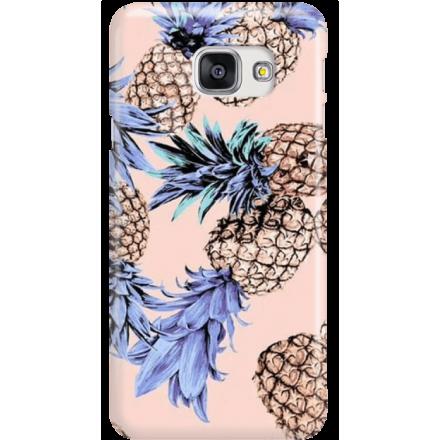 Etui na telefon Samsung Galaxy A7 2016 Ananasy