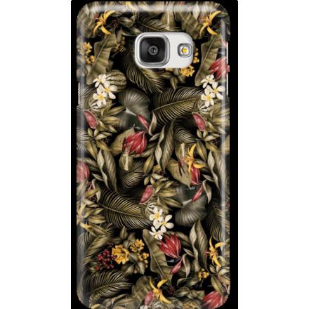 Etui na telefon Samsung Galaxy A7 2016 Egzotyczne Rośliny