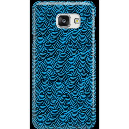 Etui na telefon Samsung Galaxy A7 2016 Falujące Morze