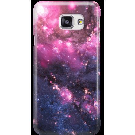 Etui na telefon Samsung Galaxy A7 2016 Galaktyka