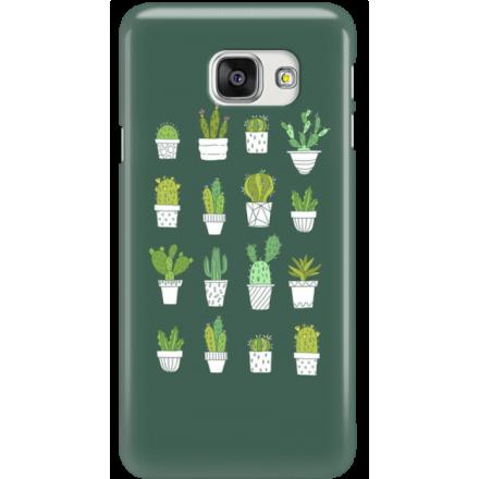 Etui na telefon Samsung Galaxy A7 2016 Kaktusy