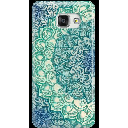 Etui na telefon Samsung Galaxy A7 2016 Koronka