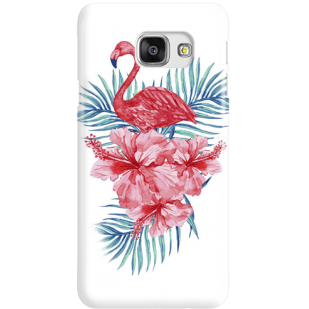 Etui na telefon Samsung Galaxy A7 2016 Król Flaming