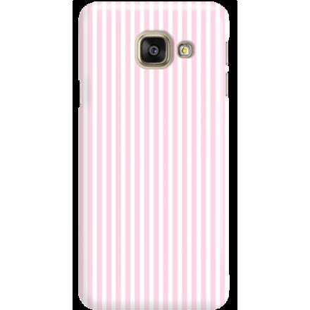 Etui na telefon Samsung Galaxy A5 2016 Candy Różowe Paski