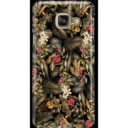 Etui na telefon Samsung Galaxy A5 2016 Egzotyczne Rośliny