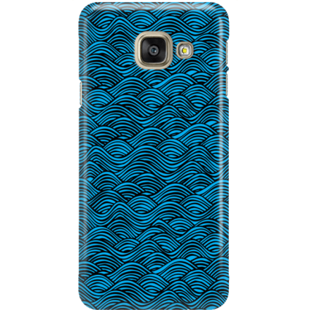 Etui na telefon Samsung Galaxy A5 2016 Falujące Morze