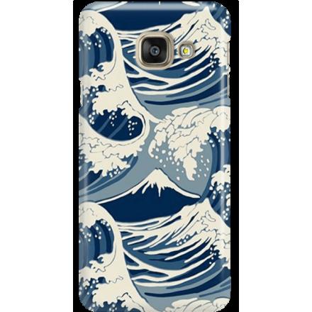 Etui na telefon Samsung Galaxy A5 2016 Japonskie Fale