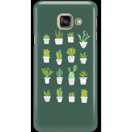 Etui na telefon Samsung Galaxy A5 2016 Kaktusy