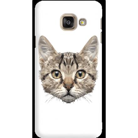 Etui na telefon Samsung Galaxy A5 2016 Kot Geometryczny