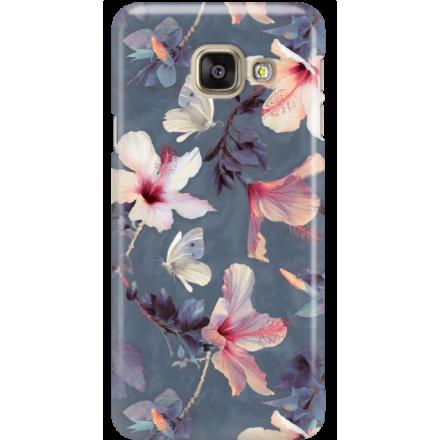 Etui na telefon Samsung Galaxy A5 2016 Kwiatowy Ogród