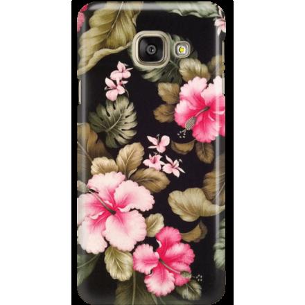 Etui na telefon Samsung Galaxy A5 2016 Kwiatowy Raj