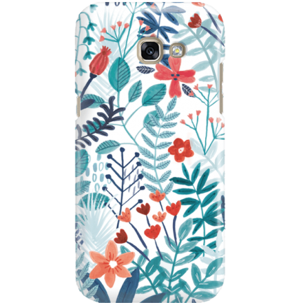 Etui na telefon Samsung Galaxy A3 2017 Bajkowa Łąka