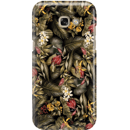 Etui na telefon Samsung Galaxy A3 2017 Egzotyczne Rośliny