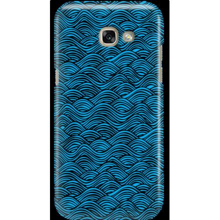Etui na telefon Samsung Galaxy A3 2017 Falujące Morze