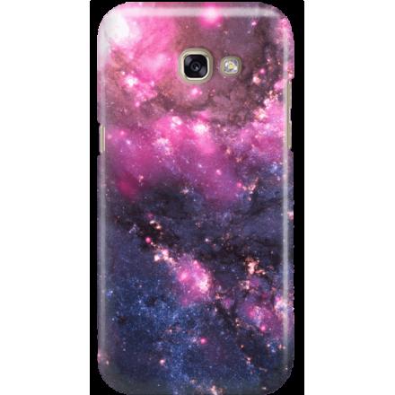 Etui na telefon Samsung Galaxy A3 2017 Galaktyka