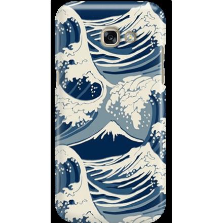 Etui na telefon Samsung Galaxy A3 2017 Japonskie Fale