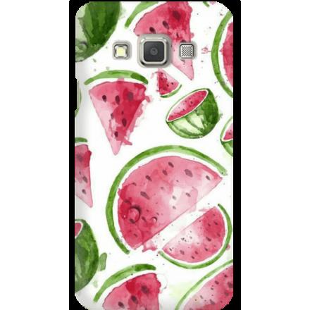 Etui na telefon Samsung Galaxy A3 Arbuzy