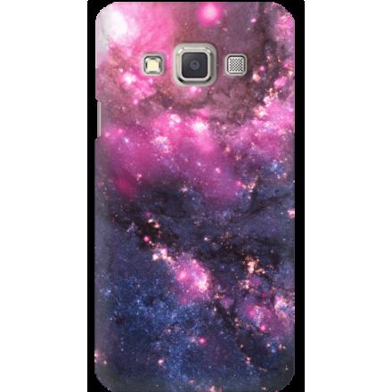 Etui na telefon Samsung Galaxy A3 Galaktyka