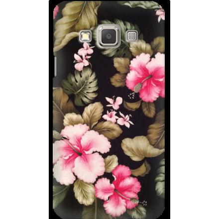 Etui na telefon Samsung Galaxy A3 Kwiatowy Raj