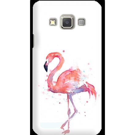 Etui na telefon Samsung Galaxy A3 Malowany Flaming