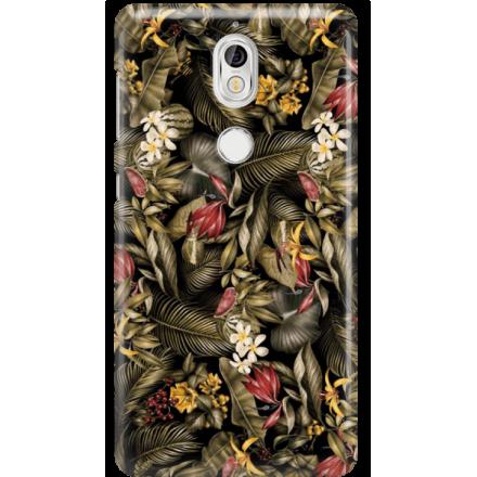 Etui na telefon Nokia 7 Egzotyczne Rośliny