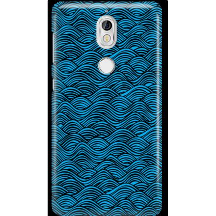 Etui na telefon Nokia 7 Falujące Morze