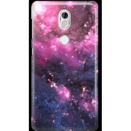 Etui na telefon Nokia 7 Galaktyka