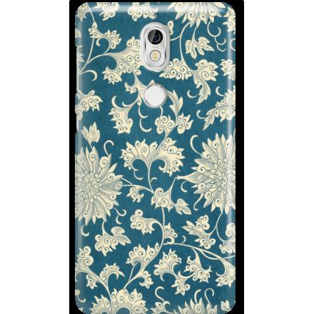 Etui na telefon Nokia 7 Kwiaty Ornamenty