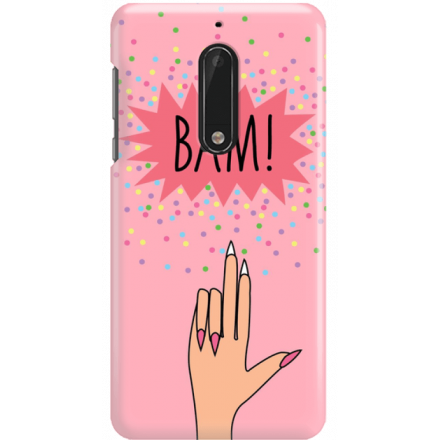 Etui na telefon Nokia 5 Bam