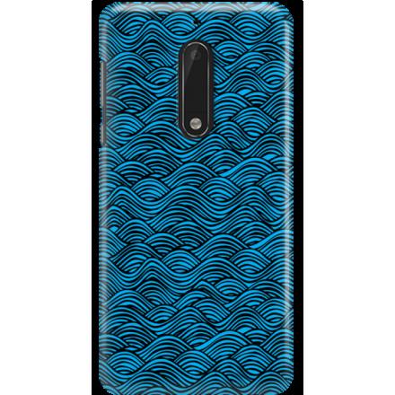 Etui na telefon Nokia 5 Falujące Morze