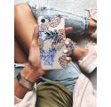 Etui na telefon LG Q6 Ananasy