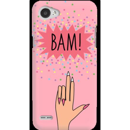 Etui na telefon LG Q6 Bam