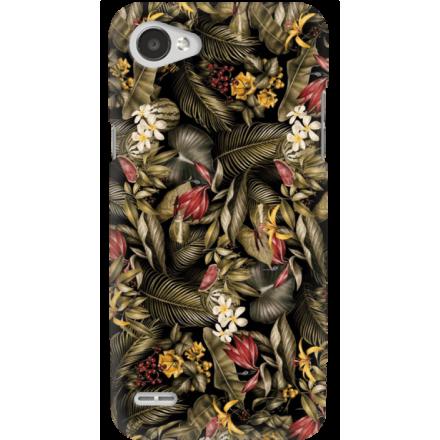 Etui na telefon LG Q6 Egzotyczne Rośliny