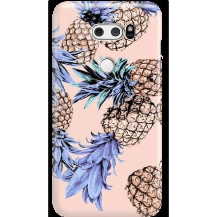 Etui na telefon LG V30 Ananasy
