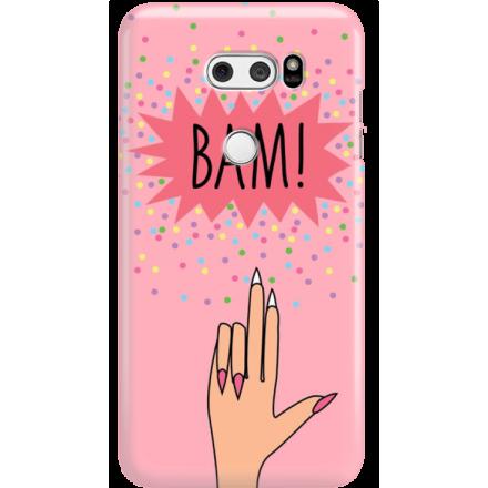 Etui na telefon LG V30 Bam