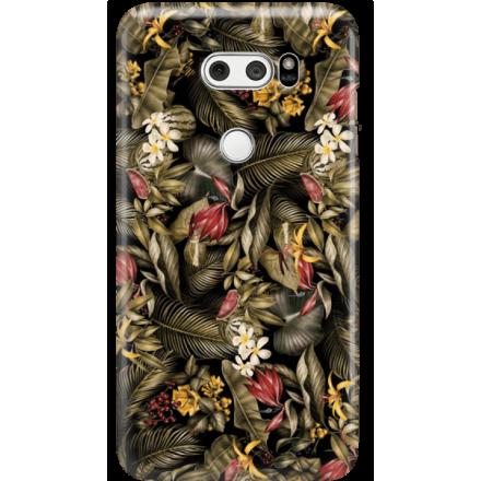 Etui na telefon LG V30 Egzotyczne Rośliny