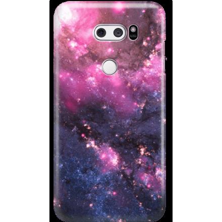 Etui na telefon LG V30 Galaktyka
