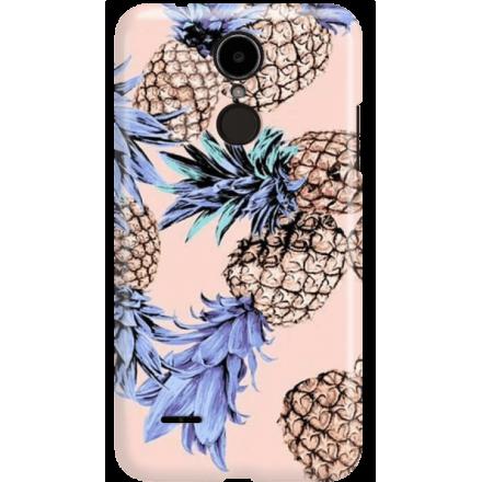 Etui na telefon LG K8 Dual 2017 Ananasy