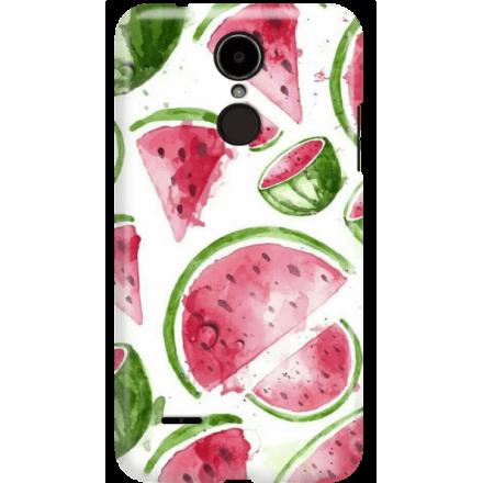 Etui na telefon LG K8 Dual 2017 Arbuzy