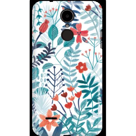 Etui na telefon LG K8 Dual 2017 Bajkowa Łąka