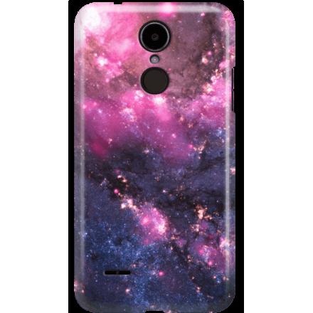 Etui na telefon LG K8 Dual 2017 Galaktyka