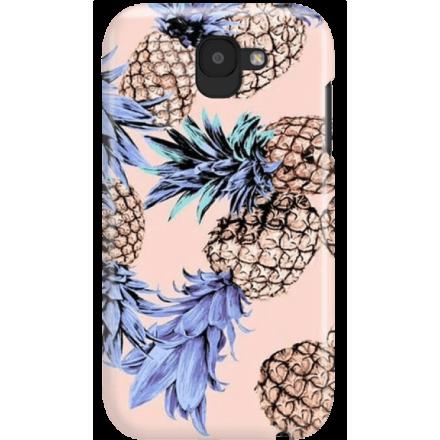 Etui na telefon LG K3 2017 Ananasy
