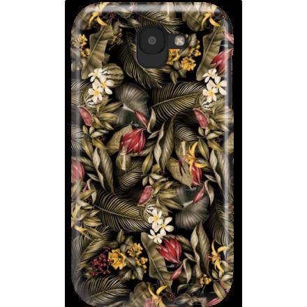 Etui na telefon LG K3 2017 Egzotyczne Rośliny