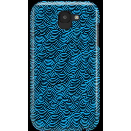 Etui na telefon LG K3 2017 Falujące Morze