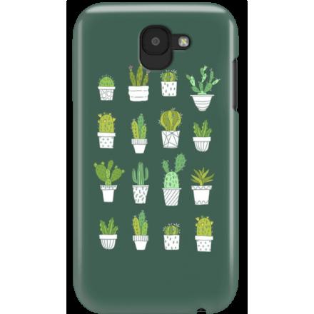 Etui na telefon LG K3 2017 Kaktusy
