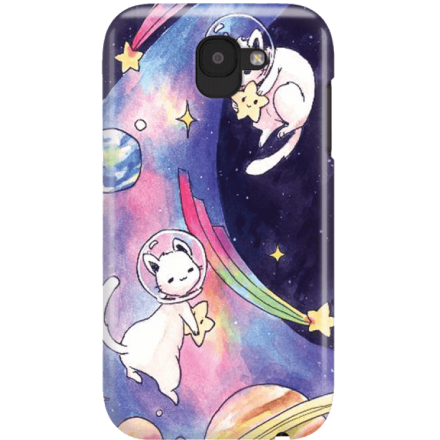 Etui na telefon LG K3 2017 Kosmiczne Koty