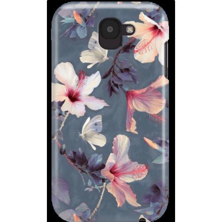 Etui na telefon LG K3 2017 Kwiatowy Ogród