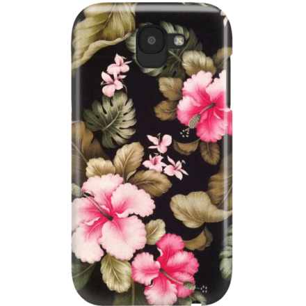 Etui na telefon LG K3 2017 Kwiatowy Raj
