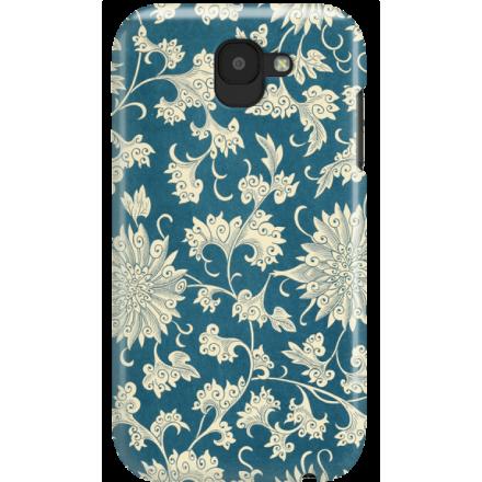 Etui na telefon LG K3 2017 Kwiaty Ornamenty