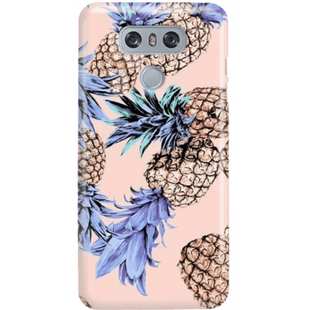 Etui na telefon LG G6 Ananasy